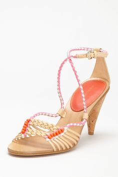 rebecca taylor shoes: valeria heeled sandal