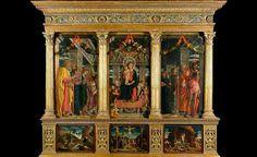 Il Mantegna recuperato, quello di San Zeno nel 1973 – GIUSEPPE ANTI