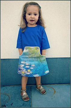 Monet Louisa... en een weggevertje!
