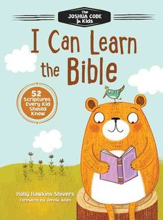 I Can Learn the Bible: The Joshua Code for Kids: 52 Scriptures Every Kid Should Know