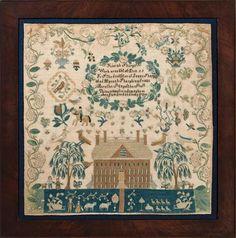 Kiziah Sharp, Medford, Burlington County, New Jersey, 1825