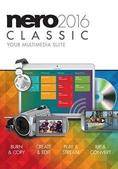 Nero 2016 Classic  http://www.bestcheapsoftware.com/nero-2016-classic/