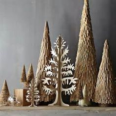 natural christmas decorations images - Yahoo Image Search Results