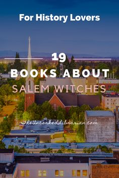 Don't miss these books about the Salem Witch Trials and books set in Salem. MA to read before you go. Best Historical Fiction Books, Salem Witch Trials, Fiction And Nonfiction, Best Books To Read, History Books, Book Club Books, Book Recommendations, History Facts, Train