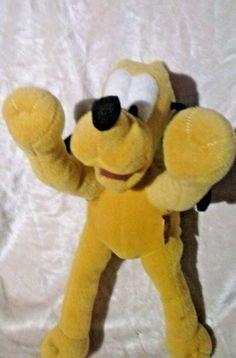 Disney Pluto Poseable #Disney