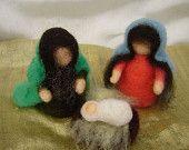 Joseph, Marie et l'enfant Jésus