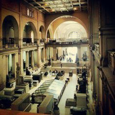 What to See When #Travel to #Egyptian #Museum in #Cairo?