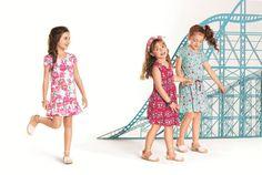 PUC traz vestidos encantadores para as meninas.