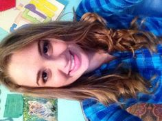 Day 1: selfie Stephanie Brint