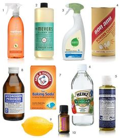 DIY or Buy: Natural & Eco-Friendly Cleaners
