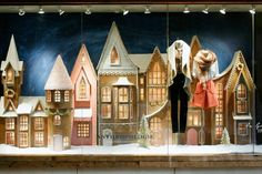 """Anthropologie Holiday 2015 Windows """"Sugared & Spiced"""" » Retail Design Blog"""