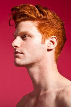 Marc Goldfinger by Thomas Knights - RED HOT project