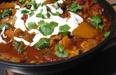 A Glug of Oil: Rogan Josh from Jamie's 30 Minute Meals