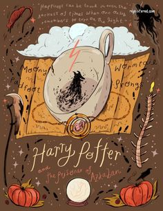 Harry Potter and the Prisoner of Azkaban alternative movie poster
