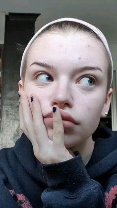 Edgy Eye Makeup, Punk Makeup, Gothic Makeup, Grunge Makeup, Eye Makeup Art, Cute Makeup Looks, Pretty Makeup, Cosplay, Alternative Makeup