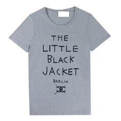 The Little Black Jacket T-Shirt (3 COLORS AVAILABLE)