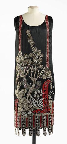 Patou 'Nuit de Chine' Dress - 1925