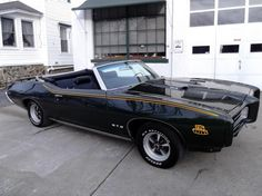 1969 Pontiac GTO Convertible #GTO #Pontiac #Rvinyl =========================== http://www.rvinyl.com/Pontiac-Accessories.html