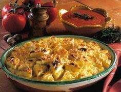gnocchi_alla_romana I Primi Piatti nella Cucina Internazionale, adottati in America, resi celebri in Italia. #ricette #cucina #pasta