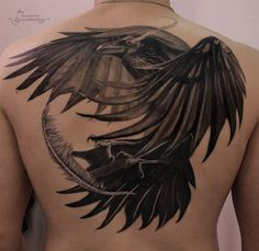 61 Best Stylish, Beautiful and Unique Tattoos for Men unique tattoos for men; unique tattoos for couples; unique tattoos for my son; unique tattoos for lost loved ones; unique tattoos for parents; unique tattoos for best friends Body Art Tattoos, New Tattoos, Tattoos For Guys, Sleeve Tattoos, Cool Tattoos, Crow Tattoo For Men, Back Tattoo Men, Black Crow Tattoos, Viking Tattoos For Men