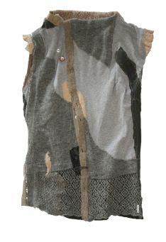 Naomi Maaravi, the eco-fashion story teller - Naomi creates new garments from old clothing.
