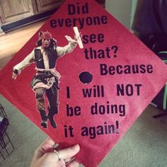 Graduation doesn't have to be all serious — it's a time to celebrate and have fun. If you plan on decorating your graduation cap, do it with some flair. for graduation memes 29 Hilarious Graduation Cap Ideas That Will Make You Stand Out in the Crowd