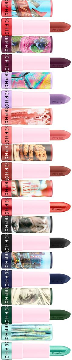 Sephora Lipstories Lipstick is a new $8 lipstick that the brand claims feels like a million bucks. Inspired by life, great adventures, and magical moments