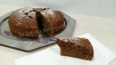 Estupendo bizcocho de calabacin y chocolate. http://lacuinadelojota.blogspot.com.es/2015/03/bizcocho-de-calabacin-y-chocolate.html