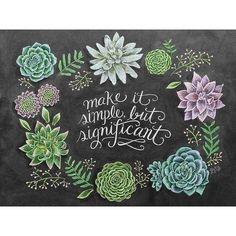 Items similar to Succulent Wall Art - Chalkboard Decor - Chalkboard Art - Succulent Decor - Illustration - Chalk Art - Succulent Print- Succulents on Etsy Chalkboard Decor, Chalkboard Print, Chalkboard Lettering, Chalkboard Designs, Chalkboard Fridge, Chalkboard Paper, Chalkboard Drawings, Christmas Chalkboard, Black Chalkboard