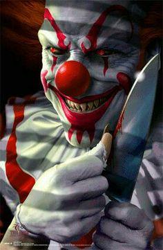 Joker Clown, Clown Horror, Creepy Clown, Arte Horror, Clown Images, Joker Images, Joker Hd Wallpaper, Joker Wallpapers, American Gothic Movie