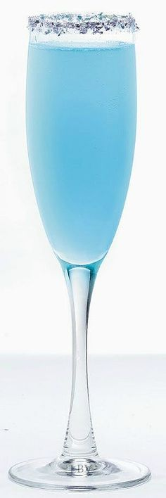 Cocktails to Make With Champagne: Dazzler| LBV S14 ♥✤