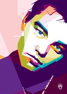 leonarda Pop Art Illustration, Portrait Illustration, Pop Art Portraits, Portrait Art, Paint Shirts, Pop Art Posters, Cubism Art, Cartoon Photo, Pop Art Design