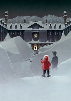 THE SHINING, by Subterranean Press. Artwork.