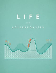 Rollercoaster Art Print by VintageTravelPosters.co | Society6