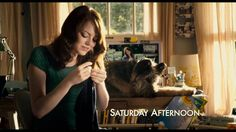 If had to describe myself from a movie character, I would, without a doubt, say Olive Penderghast from Easy A