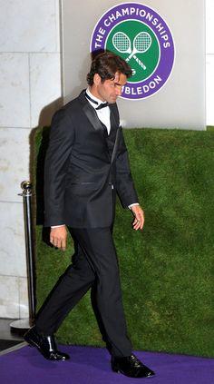 Roger Federer Photo - Wimbledon Championships 2012 Winners Ball