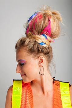 Hair :Ida Trimboli Makeup: Crista Aguinaldo Photography : Justyn Roy Organic Colour Systems, Teased Hair, Hair Shows, Great Lengths, Big, Hair Styles, Makeup, Photography, Beauty