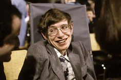 "A brilliant mind in a broken body...   A physicist and best-selling author, Dr. Hawking did not allow his physical limitations to hinder his quest to answer ""the big question: Where did the universe come from?"""
