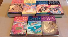 Full set 7 #original harry #potter #books jk rowling all good condition #books,  View more on the LINK: http://www.zeppy.io/product/gb/2/182378184611/