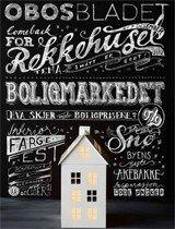 OBOS-bladets forside for nr. 9 2012. Tema: Boligmarkedet.
