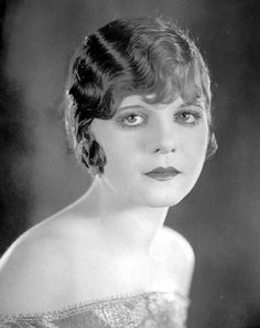 "Vera Reynolds ~WAMPAS Baby Stars 1926 (1899-1962). A perky leading lady, she often appeared in comedies as a carefree flapper. Her film career began in 1917, before retiring soon after the arrival of talkies. She made 55 films throughout the 1920's. In 1926 she became a ""WAMPAS Baby Star"", an annual promotional gimmick that launched the careers of several actresses, although by then she was already established in Hollywood."