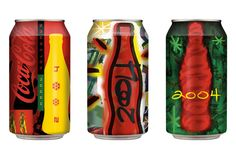 COCA-COLA HOLIDAY // CAN PACKAGING