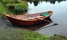 Tips for finding wooden drift boat plans - it's easy! #flyfishing #fishingboat
