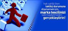 Marka sahibi markayı bizzat kendi kullanabileceği gibi başkalarına da marka kullanım izinleri verebilir. Markanın, marka sahibinin izni dışında kullanımına karşı tüm yasal haklara sahiptirBağlı Oldukları Kurumlar dahil) Türk Patent Enstitüsü'nce marka tescil olarak tescil edilmedikçe size ait sayılmaz ve korunamazlar.