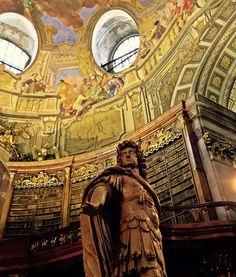 Austrian national library, Vienna Vienna, Happy, Painting, Art, Life, Painting Art, Ser Feliz, Paintings, Kunst