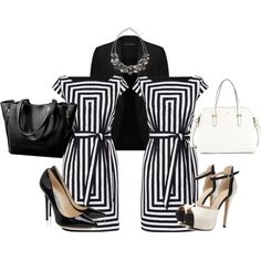 WORK-LOOK by animeli-style on Polyvore featuring polyvore fashion style Karen Millen Forever New Kate Spade White House Black Market