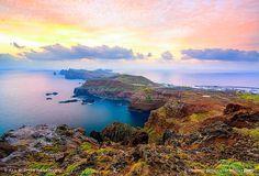 Ponta de São Lourenço - Caniçal, Madeira