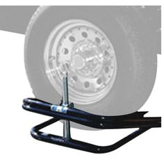 Light Trailer Tire Leveler levels your trailer from side to side in minutes. Designed for single axle trailers only, the light trailer tire leveler be used with the single tire locking chock for added stability while leveling your light weight trailer. Camping Survival, Tent Camping, Camping Hacks, Camping Ideas, Glamping, Rv Hacks, Camping Stuff, Camping Essentials, Camping Life