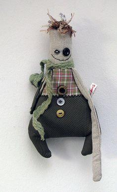 004 | Art doll by saxony art