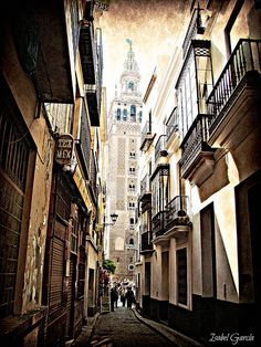Giralda - new view. #Sevilla  #fotografia #photography